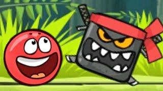 Red Ball 4,  Kırmızı Top Oyunu #1