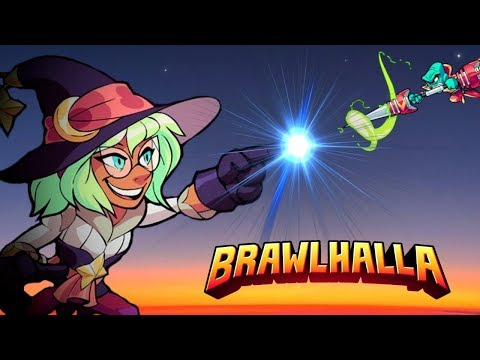 BLAST to the STARS!! • FAIT • Brawlhalla 1v1 Gameplay