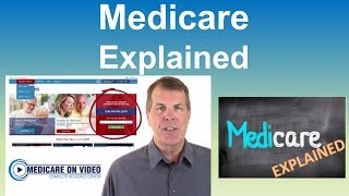 Medicare Explained 101 - {Starting Medicare}