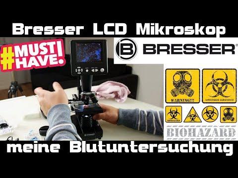 Bresser LCD-Mikroskop | Achtung !!!