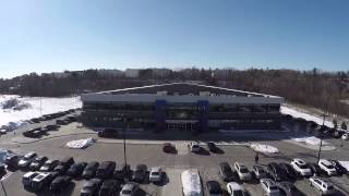 preview picture of video 'Toronto Rock Practice Facility - Oakville, Ontario'