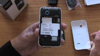 Unboxing - Sony XPERIA Tipo Dual