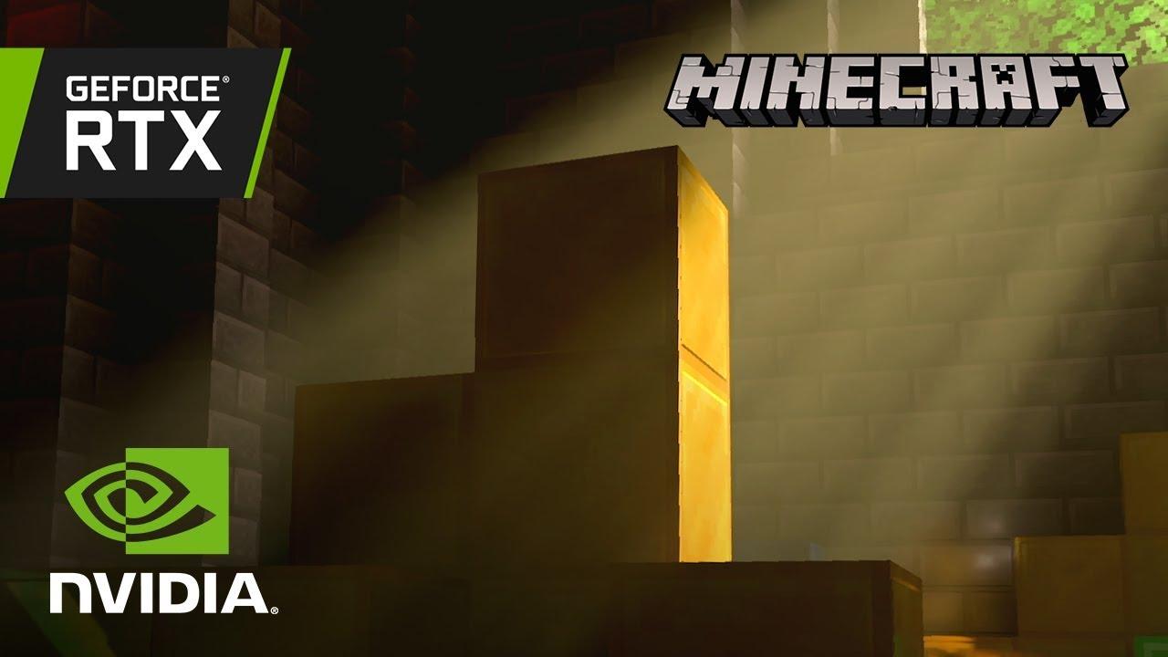 Nuova Grafica in arrivo per Minecraft su PC