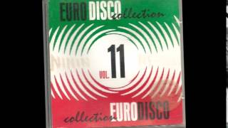 CD COMPLETO E MIXADO EURODISCO COLLECTION VOL - 11