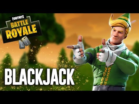 BlackJack - Fortnite Battle Royale Gameplay - Ninja