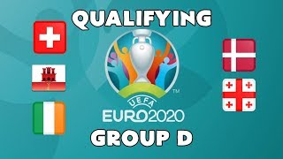 EURO 2020 QUALIFYING PREDICTIONS - GROUP D