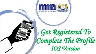 Step 3  how To Get Registered To Complete Profile on Your IOS Phone