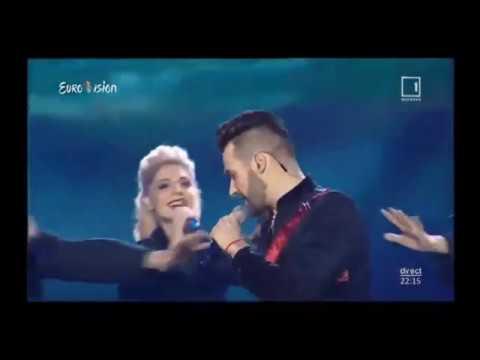 Maxim Zavidia - I Will Not Surrender (Moldova Eurovision final 2019) 2nd place