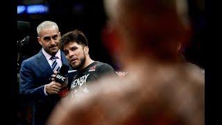 UFC Brooklyn: Entrevista no Octógono com Henry Cejudo e TJ Dillashaw