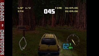 PlayStation - 4X4 World Trophy (2000)