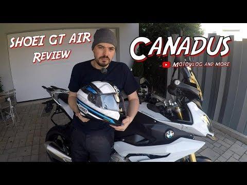 Mein neuer Helm - Shoei GT Air