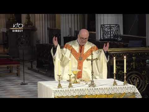 Messe du 5 mai 2021 à St-Germain-l'Auxerrois