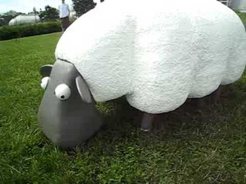 Does Pittsburgh Dream of Electric Sheep? No: It's Got One Already