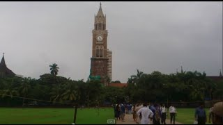 preview picture of video 'Rajabai The Clock Tower - Iconic Old Monument and Attraction of Mumbai'