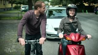 Flirten im Straßenverkehr - Knallerfrauen mit Martina Hill