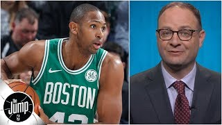 76ers Improve By Adding Al Horford, Trading Jimmy Butler – Woj   The Jump