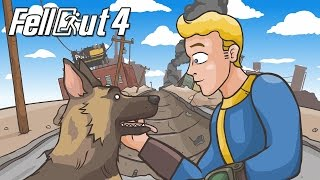 FELLOUT 4 (Fallout 4 Cartoon Parody) - dooclip.me