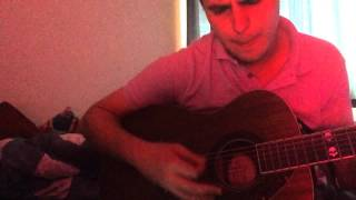 For the Man I've Know - Cover (JP Cooper)