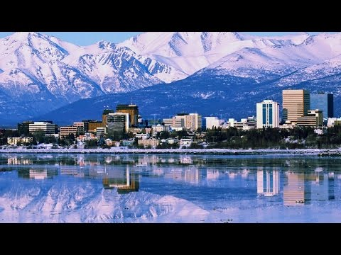 Как живет Аляска