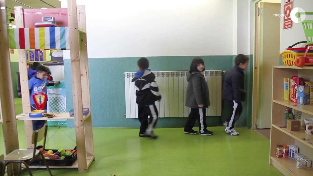 Projecte Magnet: Escola Josep Maria de Sagarra i MACBA