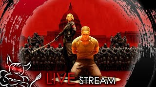 Wolfenstein II: The New Colossus - Бьём Фашистскую Гадину [Стрим]