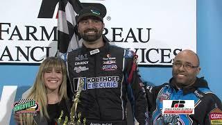 Knoxville Raceway - 410 Victory Lane - April 24, 2021