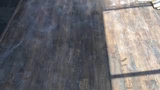Luxury Vinyl Plank (LVP) Cleaning