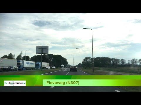 Dronten niet blij met 'ingewikkeld circuit' van Kampen via Flevoland naar Music Club