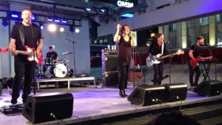 Young Galaxy - Peripheral Visionaries - Dundas Square, August 22, 2014