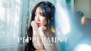 Gambar cover Tiffany Young - Peppermint (Official Audio)