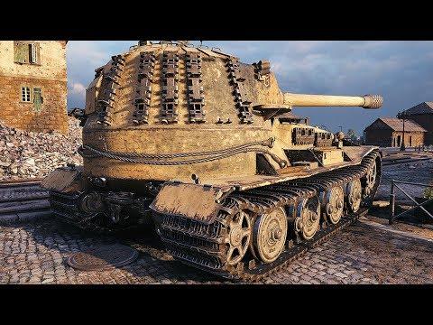 VK 72.01 (K) - PURE HEAVY METAL - World of Tanks Gameplay