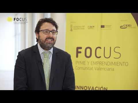 FOCUS Pyme Congreso Tech -Entrevista a Sergio Güerri, ITENE[;;;][;;;]