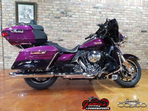 2016 Harley-Davidson Electra Glide® Ultra Classic® in Big Bend, Wisconsin - Video 1