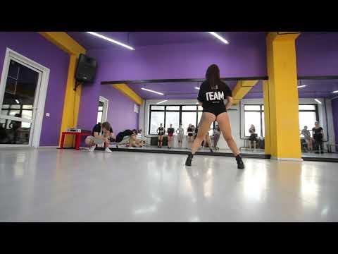 Скриптонит - Капли вниз по бёдрам (feat. Niman ) | DARIA CHABANENKO | Talent Center DDC