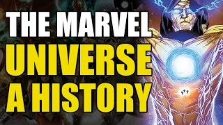 A History of The Marvel Universe - Part 1 - In The Beginning