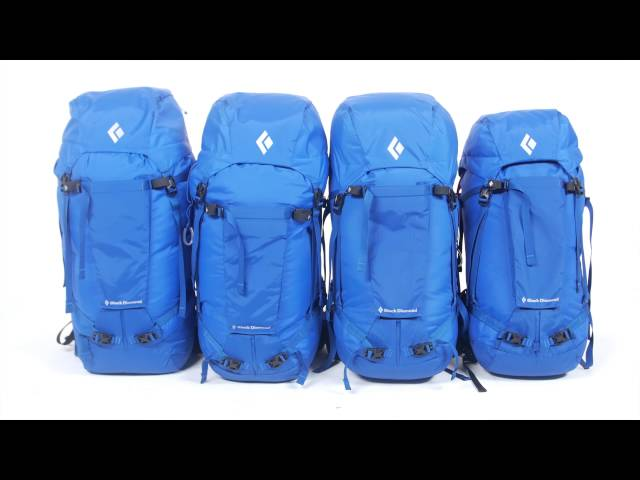 Видео Рюкзак Black Diamond Mission 45L (Cobalt/Black)
