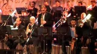 Костанайский биг-бэнд под упр.А.Евсюкова (2007 год).mp4