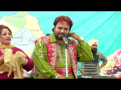 sabar khan/lovejot rani live pondri jatta 15-3-18 || Rooh Punjab Di