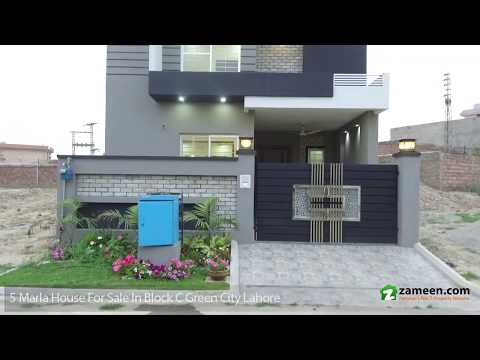 5 MARLA BRAND NEW HOUSE FOR SALE IN GREEN CITY LAHORE Mp3