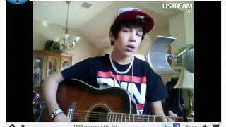 Austin Mahone Singing Beautiful Nightmare
