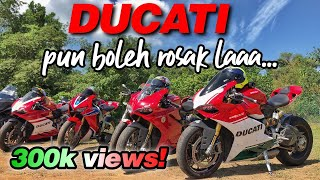 [Part 2/2] 1st Jan 2019 DOCM & PANIGALE KINGDOM   Ducati Monster 796 On Board