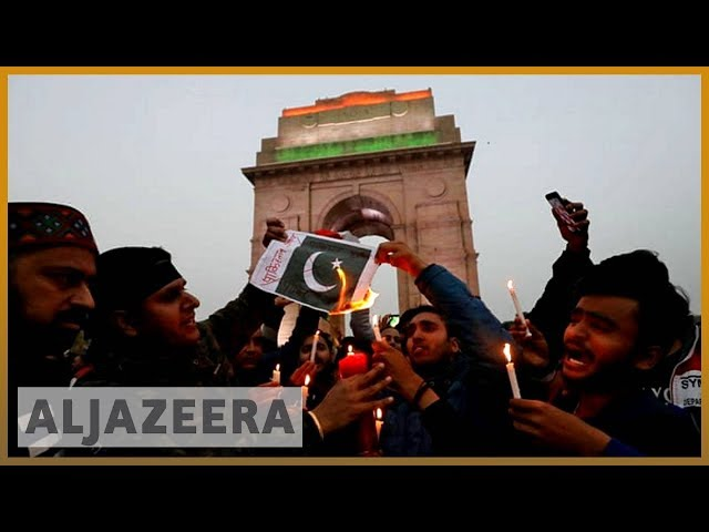 ???????????????? India demands Pakistan take 'credible action' over Kashmir attack | Al Jazeera English