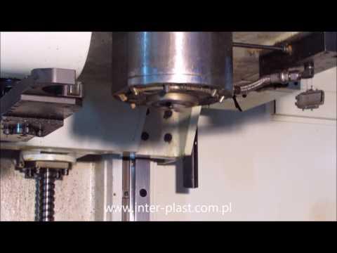 Pionowe centrum obróbcze CNC - CNC Vertical machining center - HURCO VMX 42 - zdjęcie