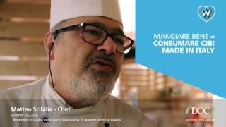 Chef Matteo SCIBILIA - benessere in cucina: i segreti di una cucina sana