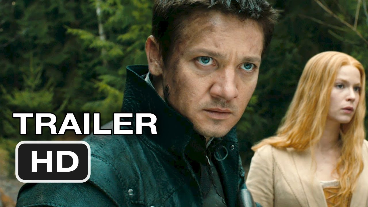 Movie Trailer:  Hansel & Gretel: Witch Hunters (2013)