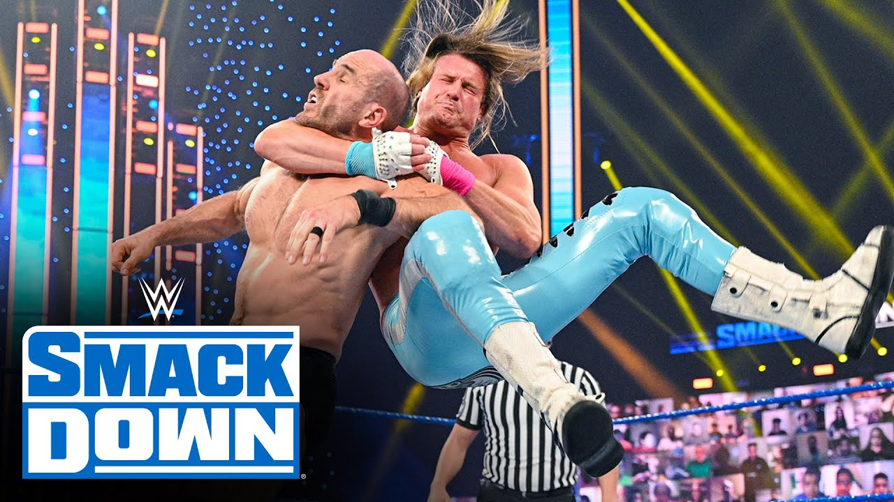Dolph Ziggler Reacts To His Brother's Promo On AEW Dark