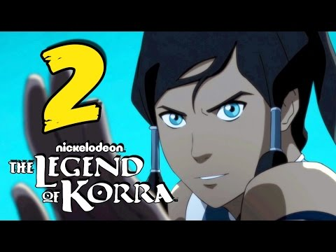 Прохождение The Legend of Korra - Часть 2: Вода ᴴᴰ 1080p
