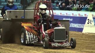 preview picture of video 'Garden Pulling 3 Länder Cup @ Riesa 2014'