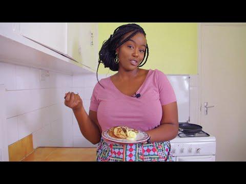 2 Ingredient Pancakes! (Flour-Free) | Maureen Kunga | Have Your Cake and Eat It!