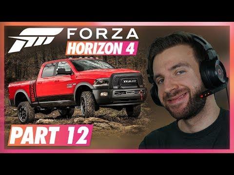 RAM V AKCI! | Forza Horizon 4 #12